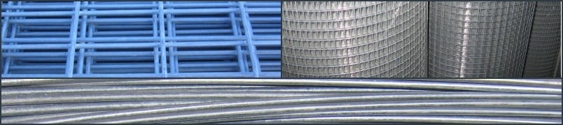 Wire & Fencing Smooth Wire, Bale Ties,  Agricultural Panels Field Fence, V-Mesh, Welded Wire Hardwire Cloth, Hex Netting,  Chain Link Fabric & Accessories