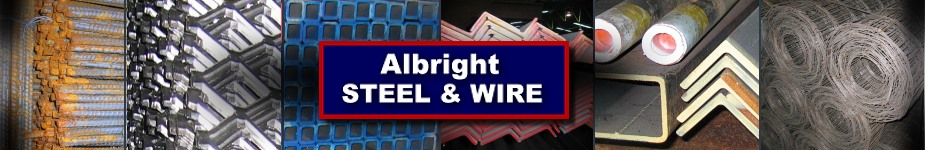 Products Albright Steel